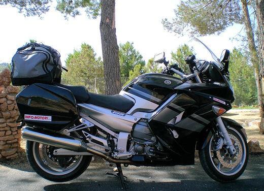 Yamaha FJR 1300 ABS – Long Test Ride - Foto 9 di 21