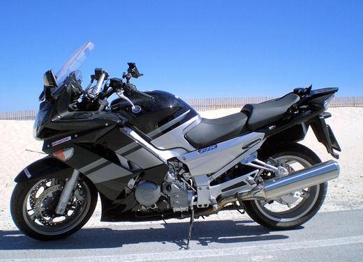 Yamaha FJR 1300 ABS – Long Test Ride - Foto 10 di 21
