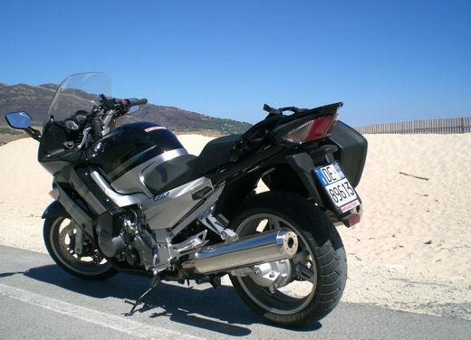 Yamaha FJR 1300 ABS – Long Test Ride - Foto 12 di 21