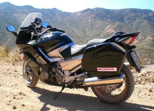 Yamaha FJR 1300 ABS – Long Test Ride - Foto 14 di 21