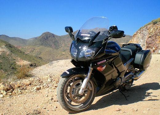 Yamaha FJR 1300 ABS – Long Test Ride - Foto 16 di 21