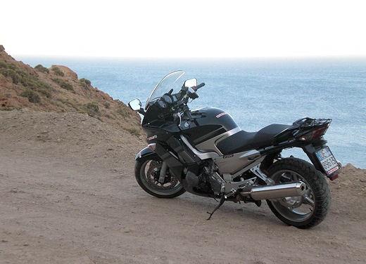 Yamaha FJR 1300 ABS – Long Test Ride - Foto 18 di 21