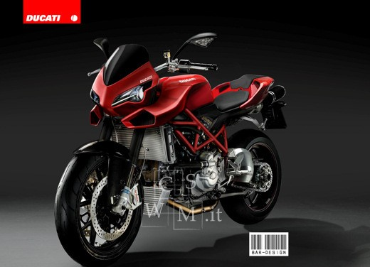 Ducati Hyperfighter - Foto 3 di 9