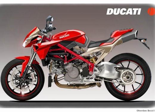 Ducati Hyperfighter - Foto 6 di 9