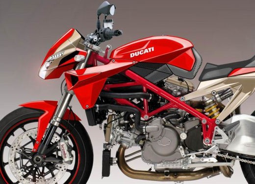 Ducati Hyperfighter - Foto 7 di 9