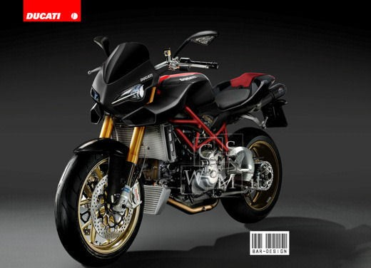 Ducati Hyperfighter - Foto 8 di 9
