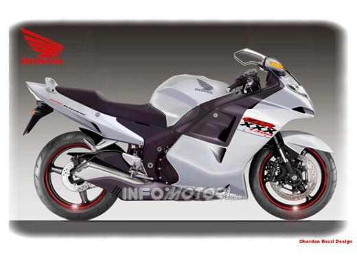 Honda CBR 1300 XXX - Foto 3 di 6
