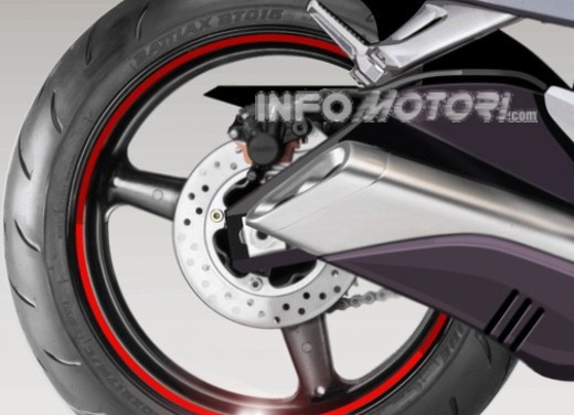 Honda CBR 1300 XXX - Foto 5 di 6