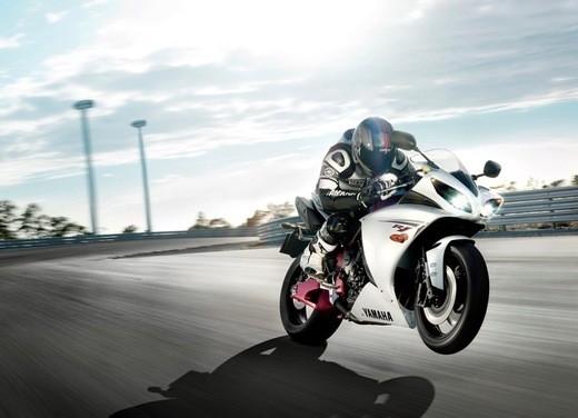 Nuova Yamaha YZF R1 2009 - Foto 38 di 48