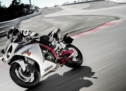 Nuova Yamaha YZF R1 2009