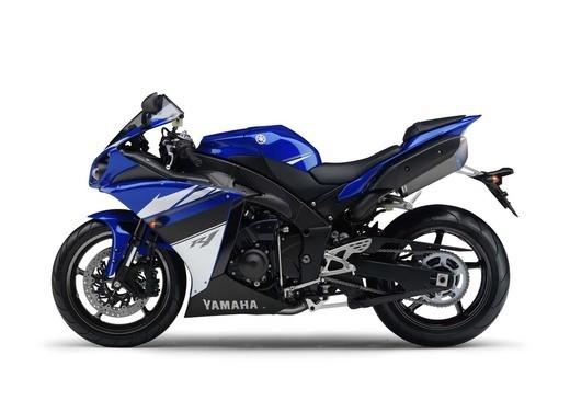 Nuova Yamaha YZF R1 2009 - Foto 44 di 48