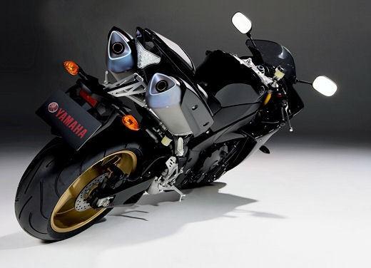 Nuova Yamaha YZF R1 2009 - Foto 31 di 48