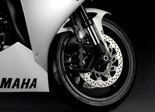 Nuova Yamaha YZF R1 2009 - Foto 34 di 48