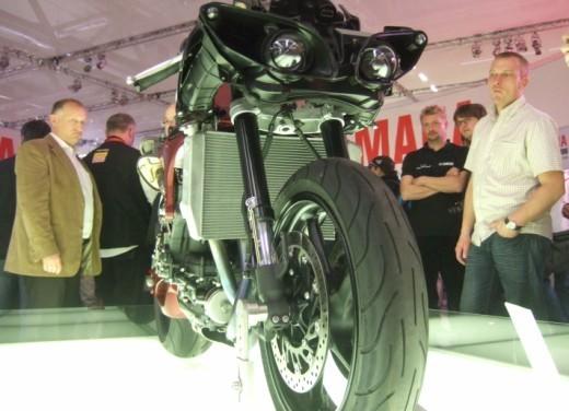 Nuova Yamaha YZF R1 2009 - Foto 21 di 48