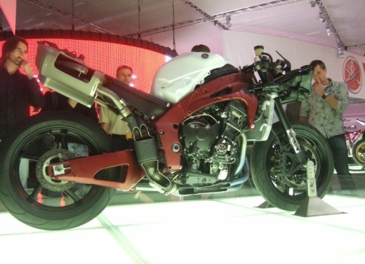 Nuova Yamaha YZF R1 2009 - Foto 12 di 48