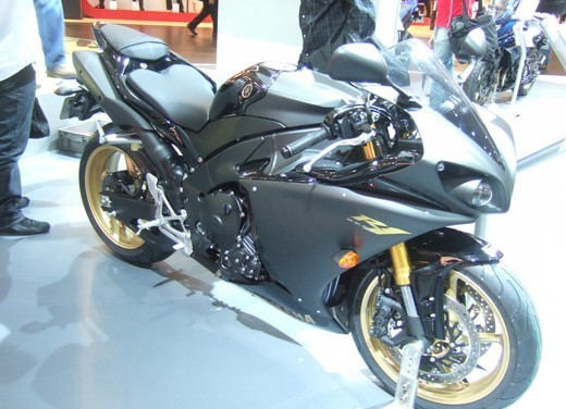 Nuova Yamaha YZF R1 2009 - Foto 15 di 48