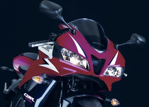 Nuova Honda 600RR 2009 - Foto 10 di 36