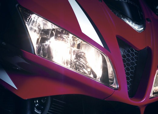 Nuova Honda 600RR 2009 - Foto 11 di 36