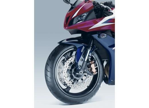 Nuova Honda 600RR 2009 - Foto 13 di 36