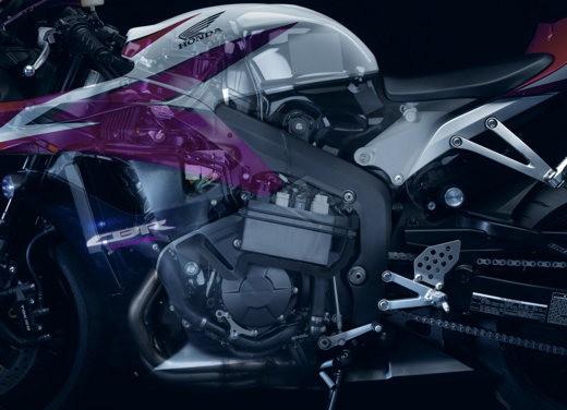 Nuova Honda 600RR 2009 - Foto 19 di 36