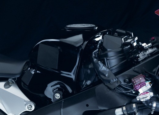Nuova Honda 600RR 2009 - Foto 20 di 36