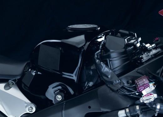 Nuova Honda 600RR 2009 - Foto 27 di 36