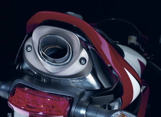 Nuova Honda 600RR 2009 - Foto 21 di 36