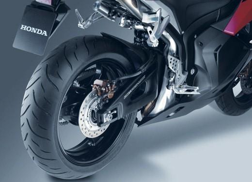 Nuova Honda 600RR 2009 - Foto 31 di 36