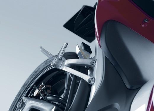 Nuova Honda 600RR 2009 - Foto 35 di 36