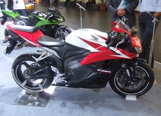 Nuova Honda 600RR 2009 - Foto 4 di 36