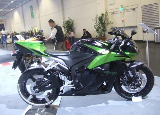 Nuova Honda 600RR 2009 - Foto 6 di 36