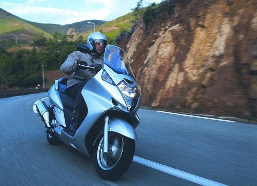 Honda Silver Wing ABS 2009 - Foto 10 di 27
