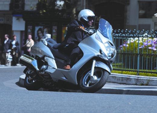Honda Silver Wing ABS 2009 - Foto 14 di 27