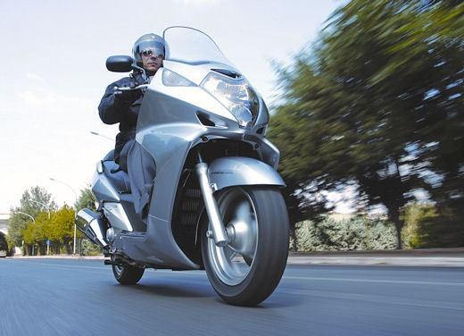 Honda Silver Wing ABS 2009 - Foto 20 di 27