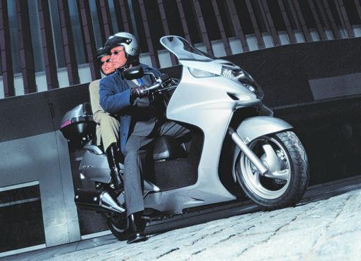 Honda Silver Wing ABS 2009 - Foto 25 di 27