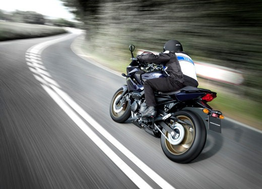 Yamaha XJ6 Diversion - Foto 6 di 26
