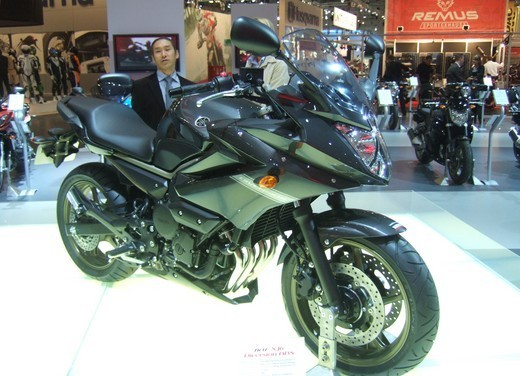 Yamaha XJ6 Diversion - Foto 12 di 26