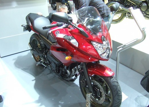 Yamaha XJ6 Diversion - Foto 13 di 26