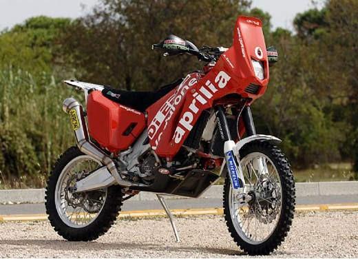 Aprilia RXV 450 Africa