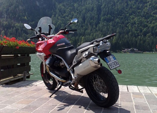 Moto Guzzi Stelvio 1200 – Long Test Ride - Foto 14 di 20