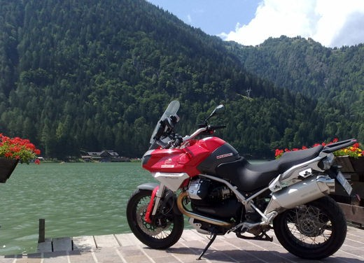 Moto Guzzi Stelvio 1200 – Long Test Ride - Foto 15 di 20
