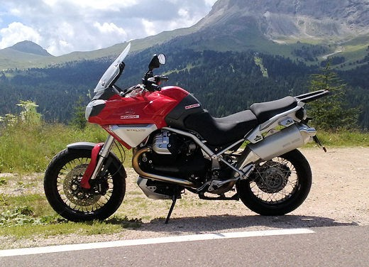 Moto Guzzi Stelvio 1200 – Long Test Ride - Foto 17 di 20