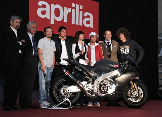 Aprilia RSV4 – presentazione - Foto 13 di 38