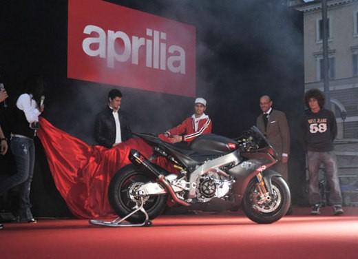 Aprilia RSV4 – presentazione - Foto 14 di 38