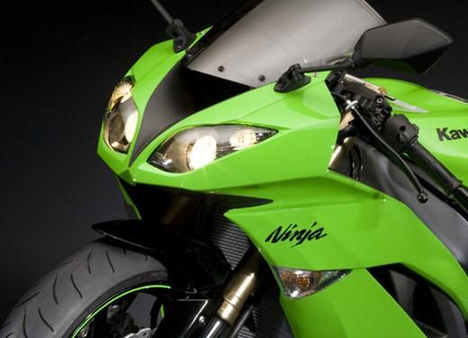 Kawasaki Ninja ZX-6R 2009 - Foto 5 di 25