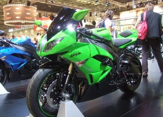 Kawasaki Ninja ZX-6R 2009 - Foto 20 di 25