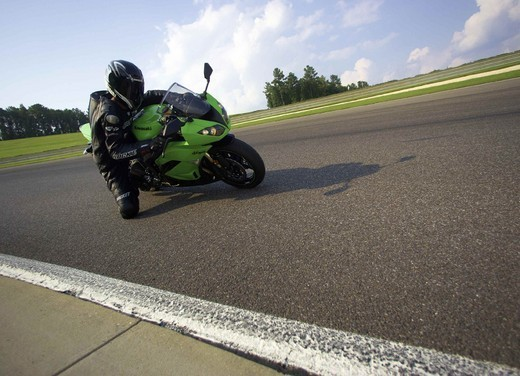 Kawasaki Ninja ZX-6R 2009 - Foto 19 di 25
