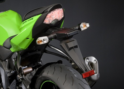 Kawasaki Ninja ZX-6R 2009 - Foto 11 di 25