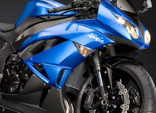 Kawasaki Ninja ZX-6R 2009 - Foto 13 di 25