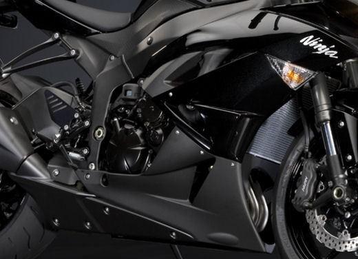Kawasaki Ninja ZX-6R 2009 - Foto 14 di 25